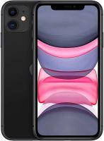 Apple iPhone 11 (128GB) - Black- (Unlocked) Excellent