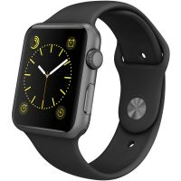 Apple Watch (1st Generation) 42mm Space Grey Excellent Condition