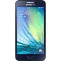Samsung Galaxy A3 A300FU (Black, 16GB)(Unlocked) Good