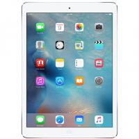 Apple iPad Air (Silver, 32GB) Wi-Fi + Cellular (Unlocked) Excellent condition