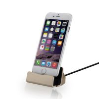 Desktop Charging Stand Dock Station Cradle Charger for Apple iPhone 5 6 S 7 Plus