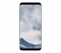 Recondicionado  Samsung Galaxy S8 (Prata Artic, 64GB) (Desbloqueado)  Pristine