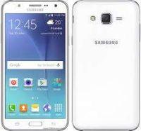 Samsung Galaxy J5 (White, 16GB) (Unlocked) Excellent