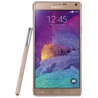 Recondicionado  Samsung Galaxy Note 4 (Bronze Dourado, 32GB) (Desbloqueado)